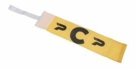 Captain Armband Captain801 Colour 084 Yellow/Black