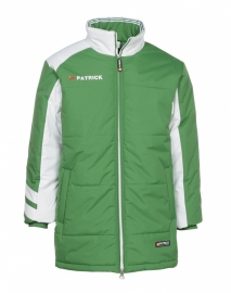 Padded Jacket Victory135 Colour 022 Green/White
