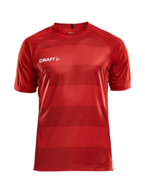 Craft Progress Graphic Shirt Heren 1430 Rood