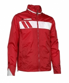 Rain Jacket Impact110 Colour 103 Burgundy/White