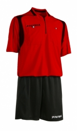 Referee Suit SS REF501 Colour 042 Red