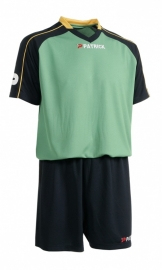Soccer Suit LONG SLEEVE Granada305 Colour 030 Navy/Green/Yellow