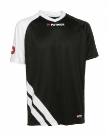 Soccer Shirt SS  Victory101 Colour 009 Black/White