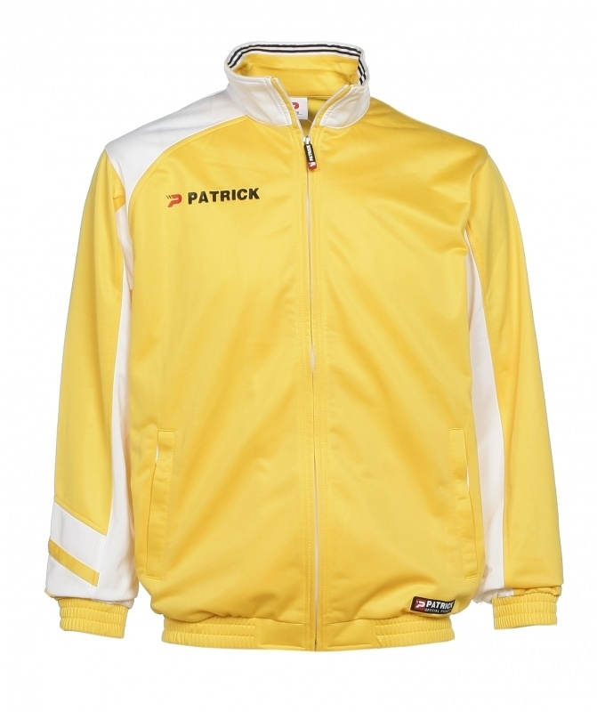 Training jacket Victory125 Colour 077 Yellow/White