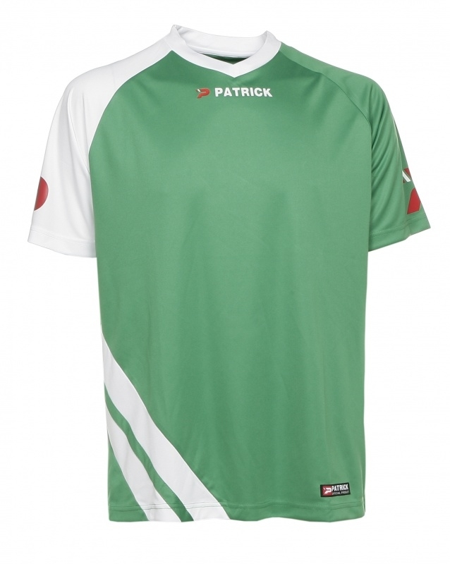 Soccer Shirt SS  Victory101 Colour 022 Green/White