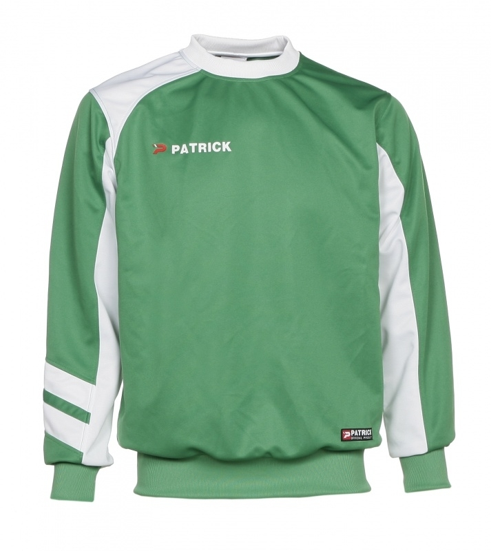 Sweater Victory110 Colour 022  Green/White