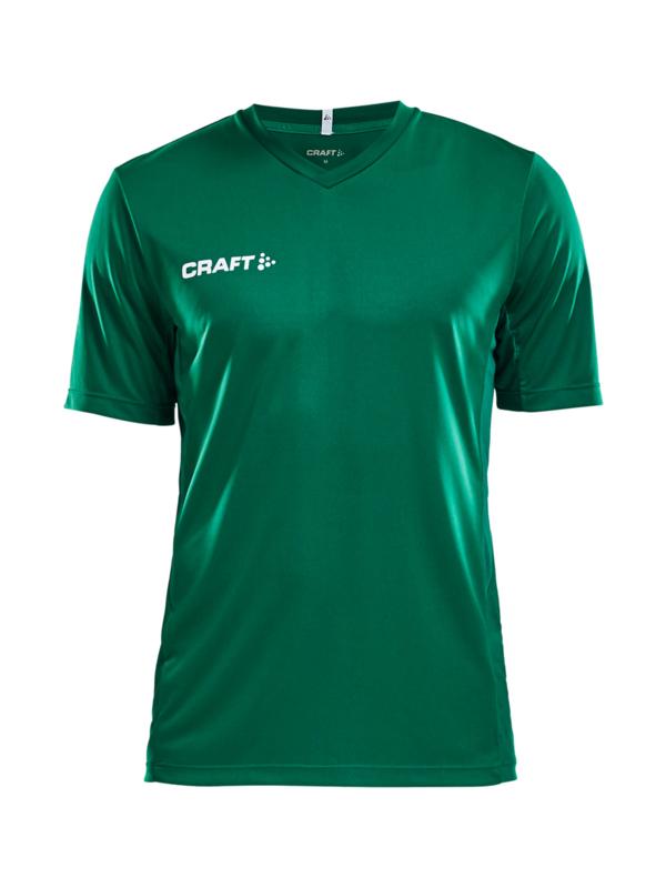 Craft Squad Solid Shirt Heren kleur 1651 Team Green
