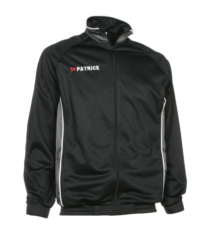 Training Jacket Girona Colour 089 Black/Grey