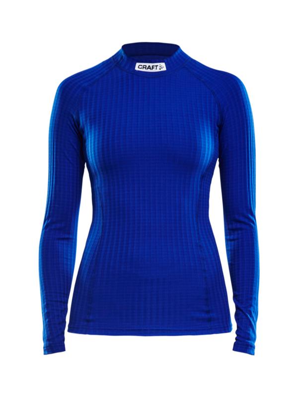 Craft Baselayer Shirt Dames 1346 Club Cobalt