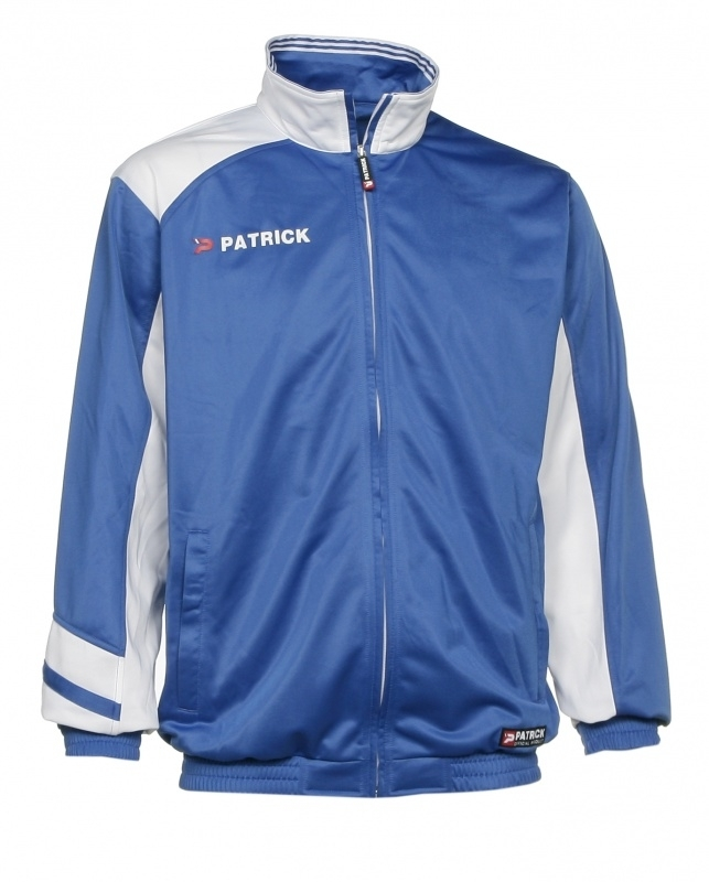 Training jacket Victory125 Colour 054 Royal Blue/White
