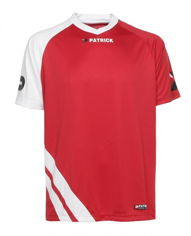 Soccer Shirt SS  Victory101 Colour047 Red/White