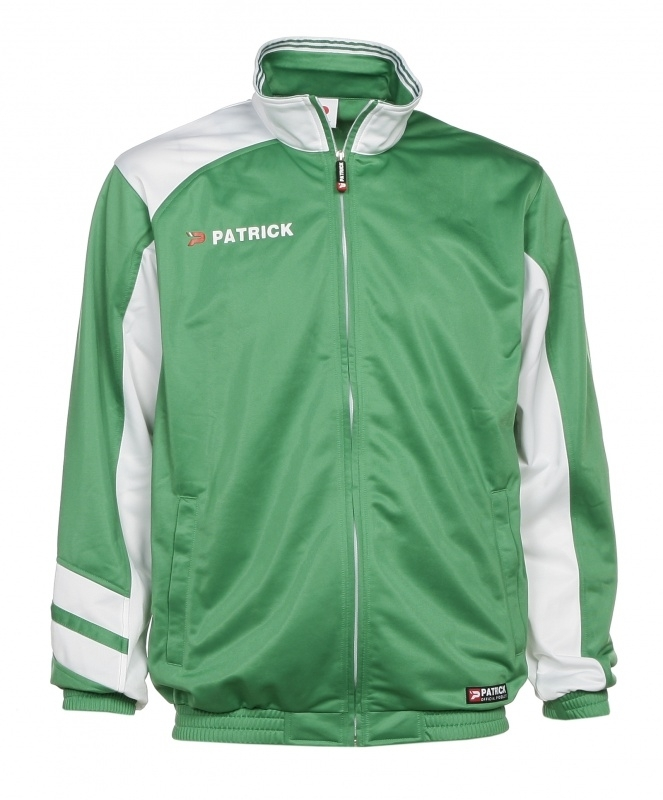 Training jacket Victory125 Colour 022 Green/White