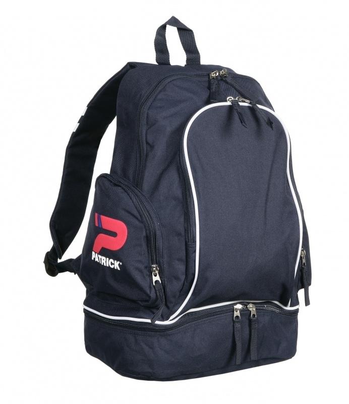 Basic Backpack Girona001 Colour 035 Navy/White