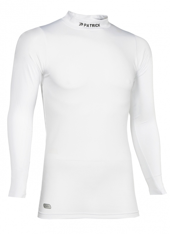 Skin Shirt LS Turtleneck Victory120 Colour 060 White