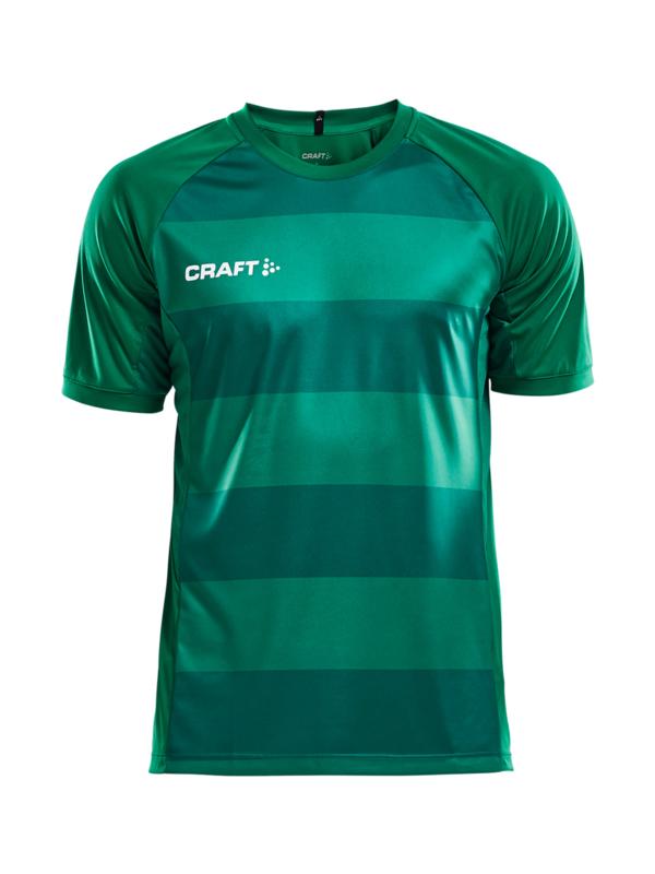 Craft Progress Graphic Shirt Kids 1651 Groen