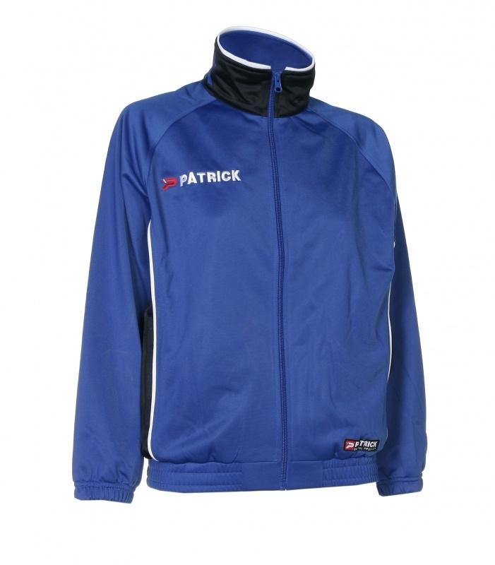 Training Jacket Girona Colour 25a Royal Blue/Navy