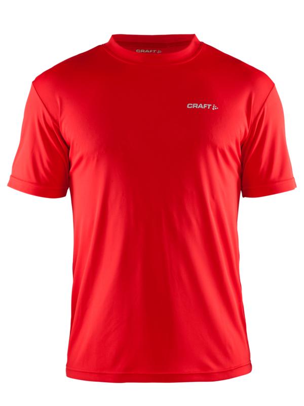 Craft Prime T-Shirt Heren 1430 Rood