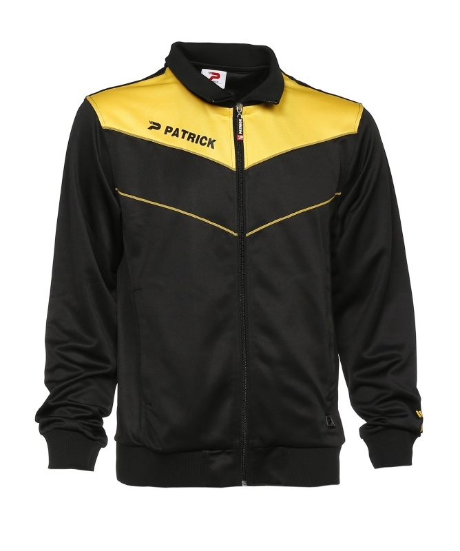 Training Jacket Power110 Colour 096 Black/Yellow