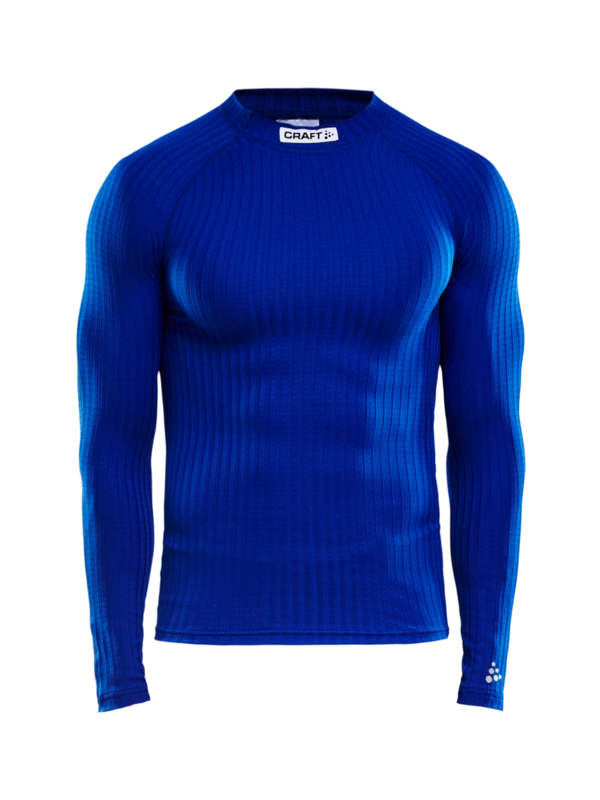 Craft Baselayer Shirt Kids 1346 Club Cobalt