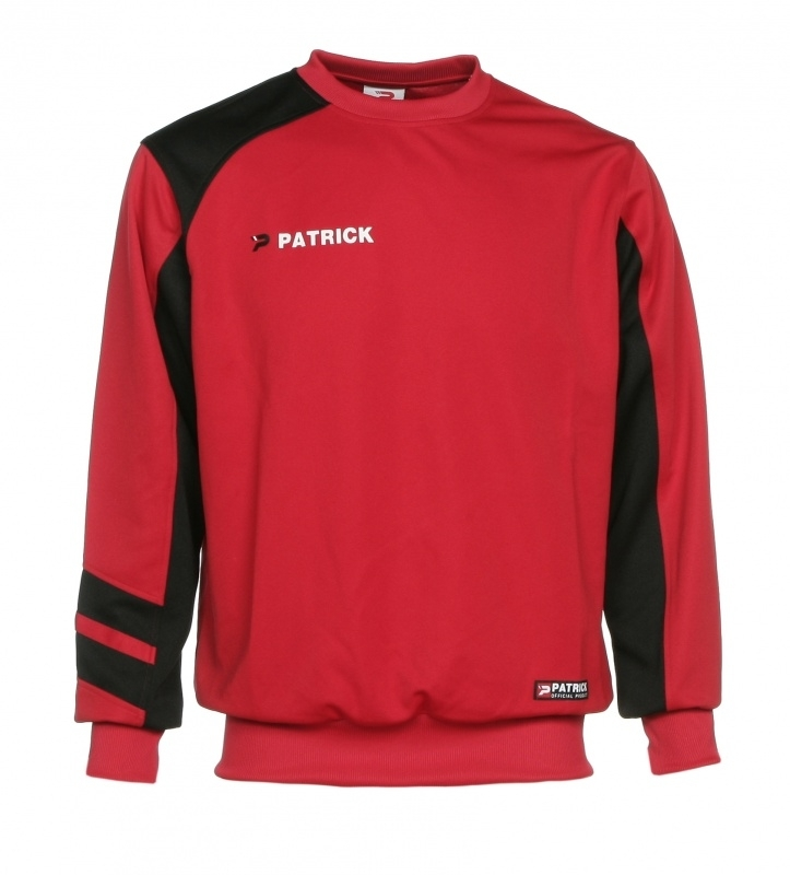 Sweater Victory110 Colour 043  Red/Black