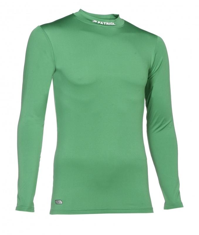 Skin Shirt LS Turtleneck Victory120 Colour 002 Green