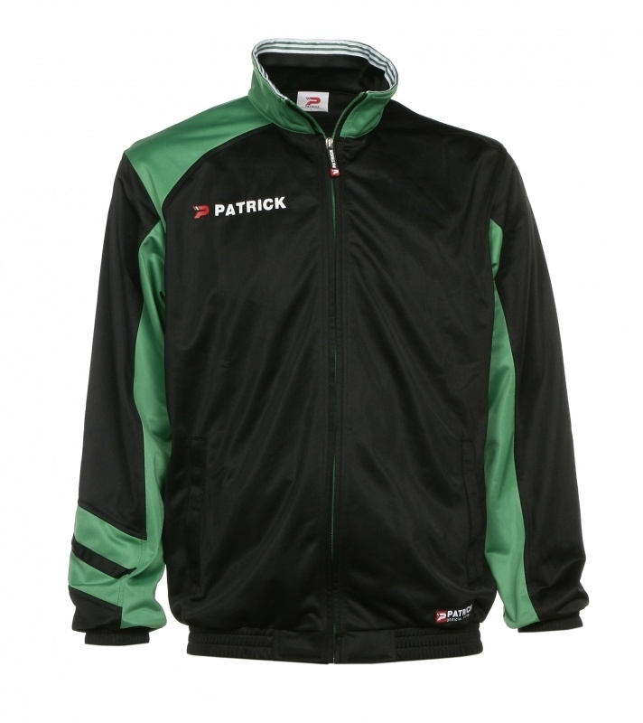 Training jacket Victory125 Colour 502 Black/Green