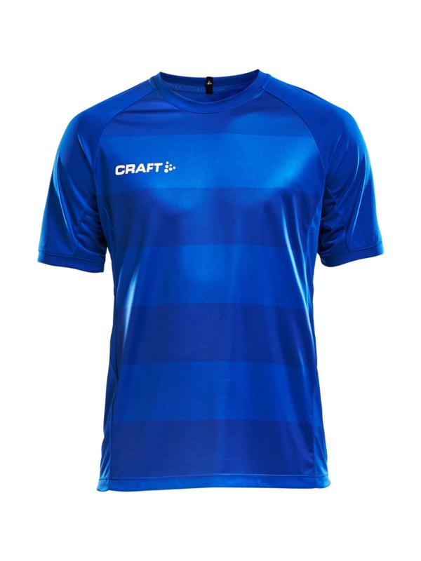Craft Progress Graphic Shirt Heren 1345 Royal Blue
