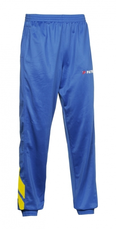 Training Pant Victory205 Colour 128 Royal Blue/Yellow