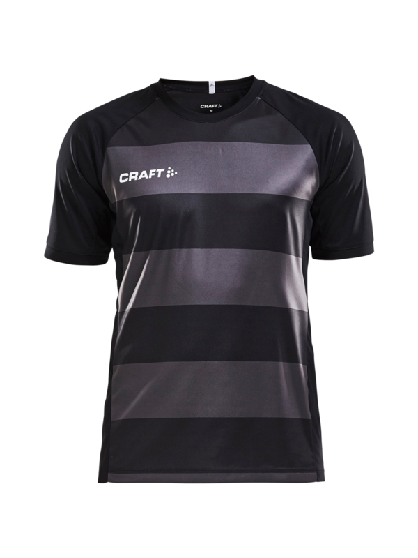 Craft Progress Graphic Shirt Heren 9999 Zwart