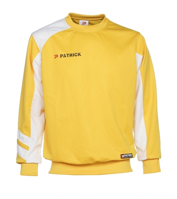 Sweater Victory110 Colour 077  Yellow/White