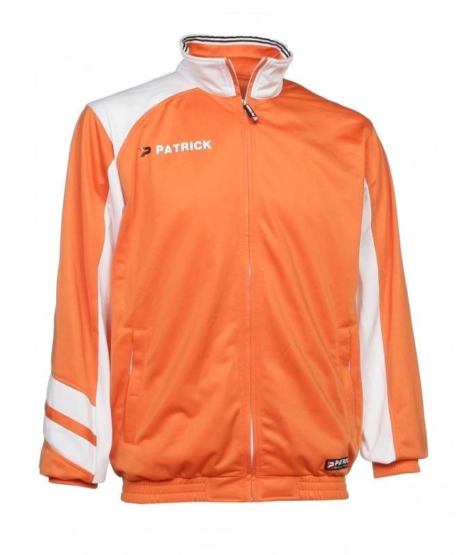 Training jacket Victory125 Colour 204 Orange/White