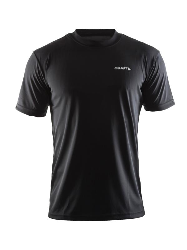 Craft Prime T-Shirt Heren 1999 Zwart