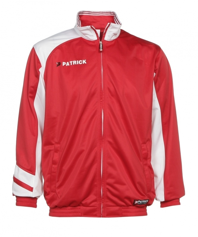 Training jacket Victory125 Colour 047 Red/White