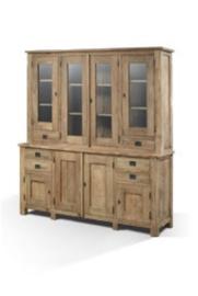 Teakhouten Snuffel Cabinet 200 cm