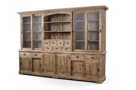Teakhouten Friesland Cabinet 250 cm