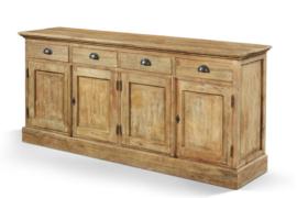 Teak houten Dressoir 200 cm