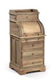 Teak houten Ladydesk 50 cm