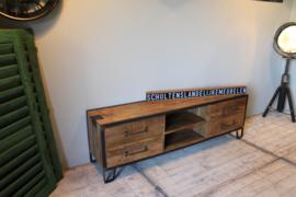 Set mangohouten meubelen