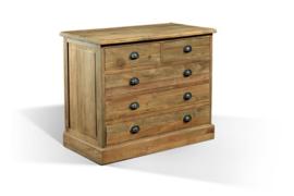 Teak houten Dressoir 114 cm