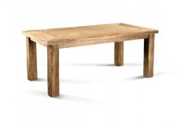 Teak houten Eettafel