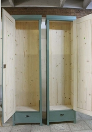 Smalle hoge kasten / Maatwerk  / m122