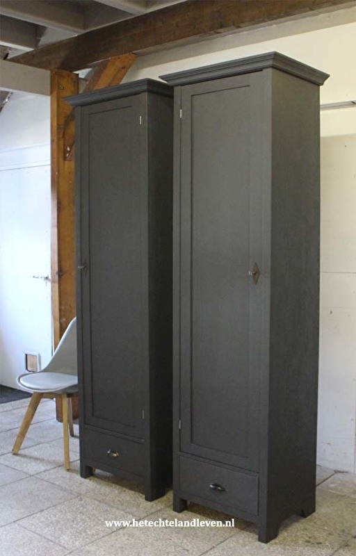 Maatwerk Smalle Hoge Kasten Prijs Set Van 2 M123