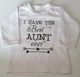Longsleeve Best aunt ever