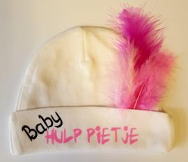 Baby Hulp Pietje Mutsje Roze maat 38