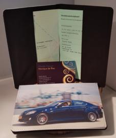 Hoesje voor autopapieren met foto naar wens