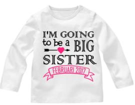 Big Sister longsleeve