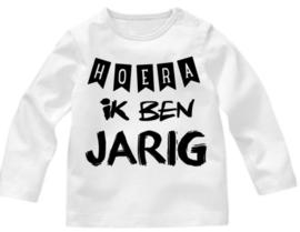 HOERA IK BEN JARIG