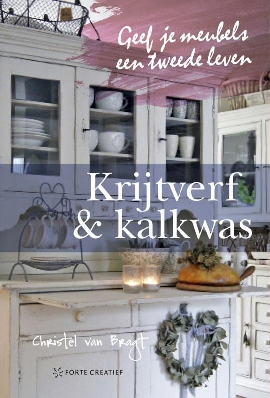 Boek krijtverf & Kalkwas Nederlands