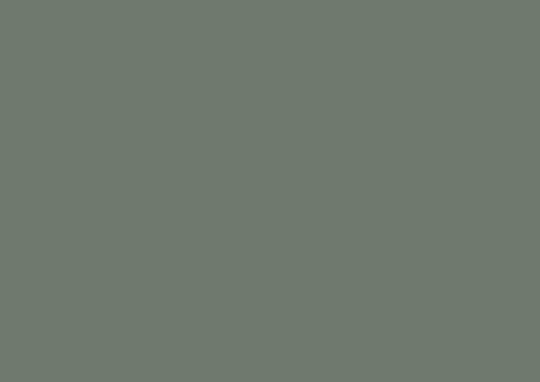 Krijtverf Velvet Green 0.75 liter, doos a 4 stuks