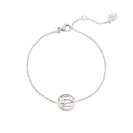 Bracelet Around The Globe - Silver
